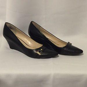 Nine West Gamella Black Dress Shoes